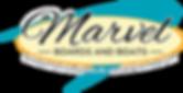 Marvel Boards andBoats Logo