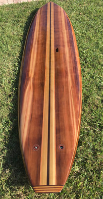 Stand up paddle board, crossover surf