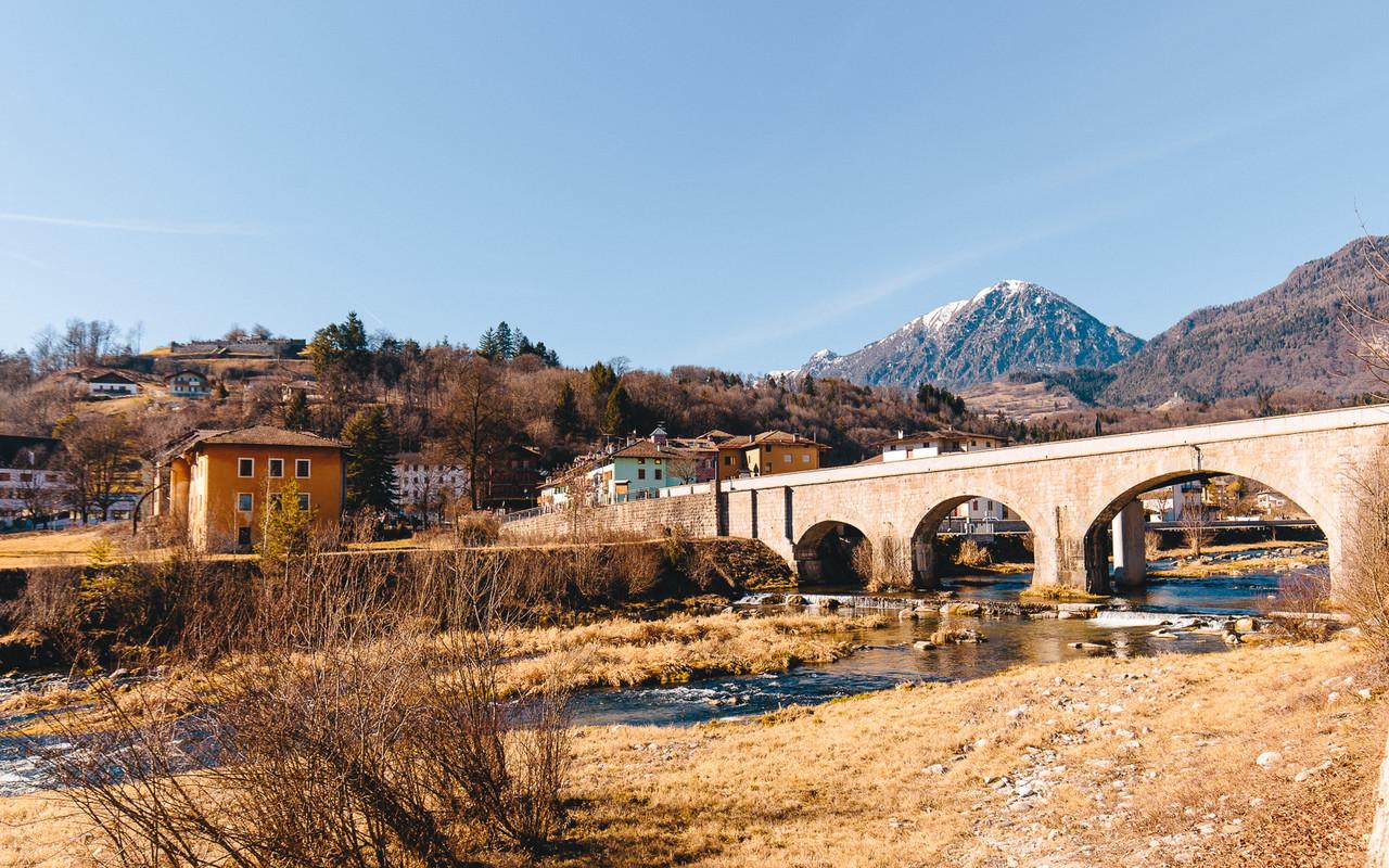 Ponte delle Tre Arche