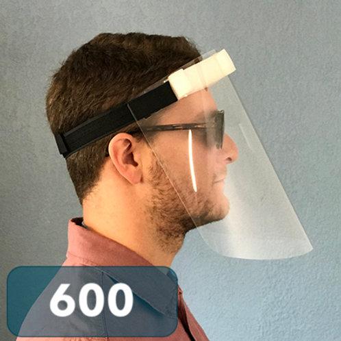 600 pack - Careta Far-25