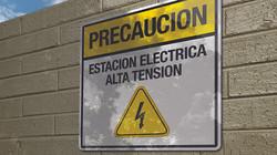 Estación eléctrica