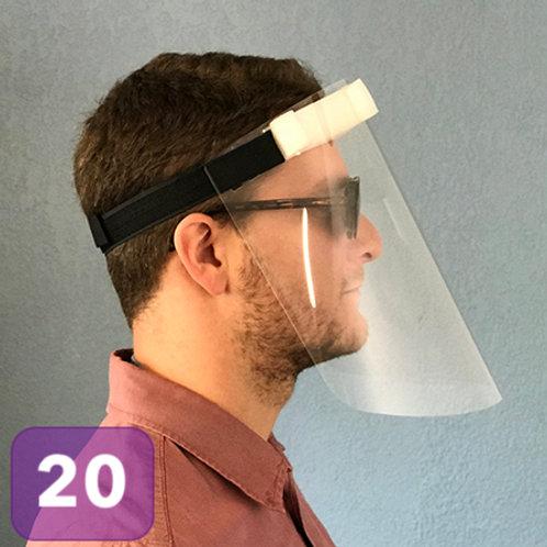 20 pack - Careta Far-25
