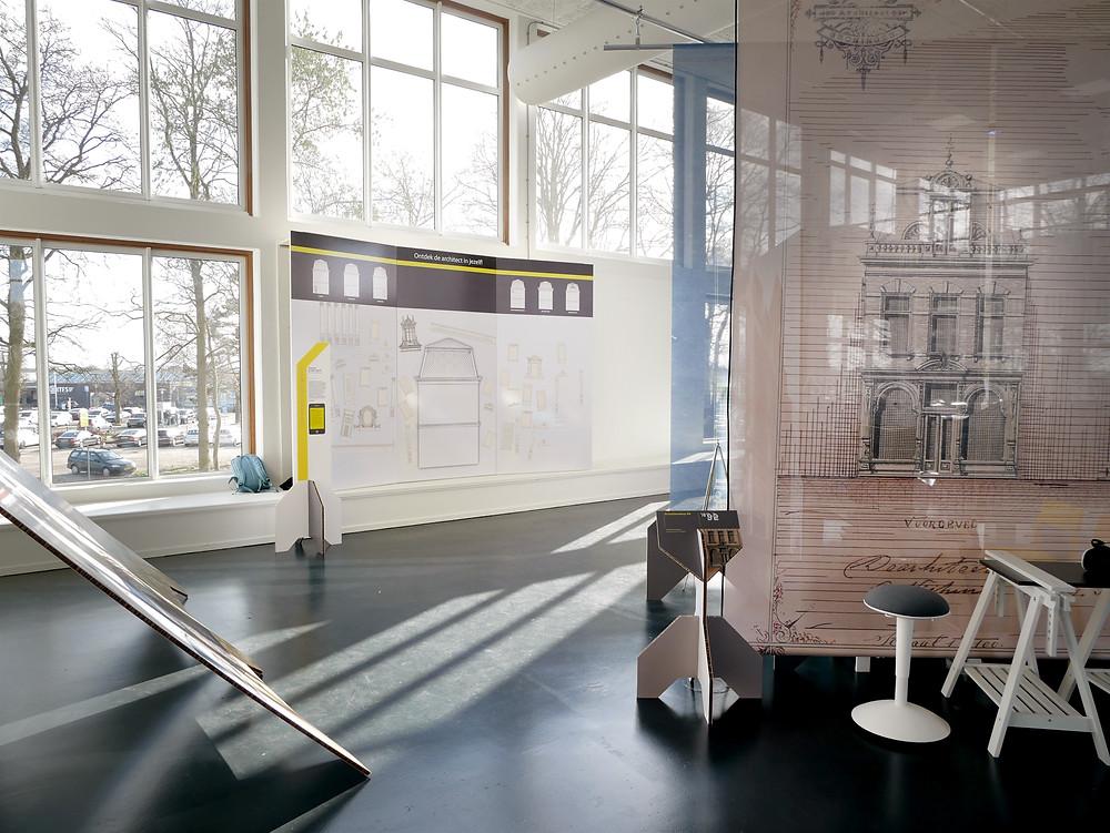 tentoonstelling Rijks Luchtvaartschool Eelde (RLS1957)