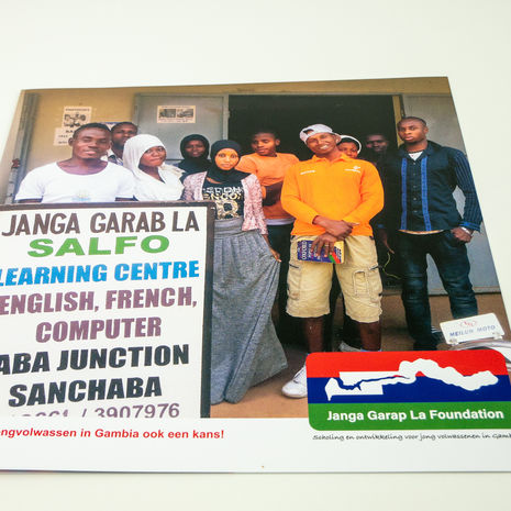 Stichting Janga Garap Gambia