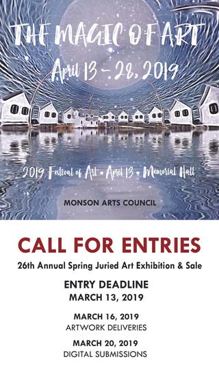 Art Show Call for Entries