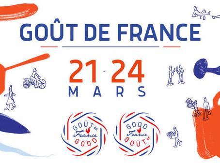 Goût de France au Musée Escoffier de l'Art Culinaire à Villeneuve Loubet