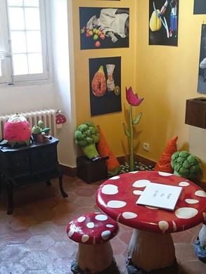 Salle dédiée aux enfants