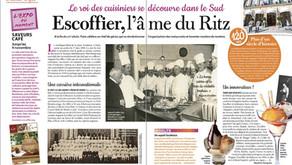 Escoffier, l'âme du Ritz