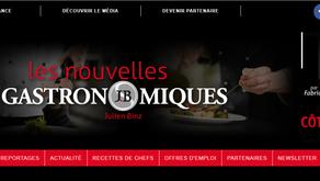 """Exposition """"Saveurs Café"""" au Musée Escoffier des Arts Culinaires..."""