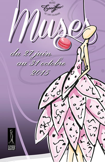 "Visuel - Exposition ""Muses"""