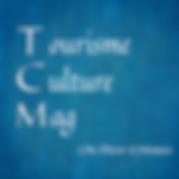 Logo Tourisme Culture Mag - Couleur 1 Si