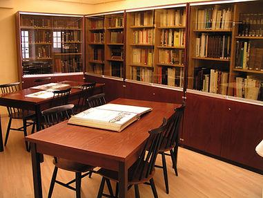 Bibliothèque spécialisée dans le domaine de la gastronomie