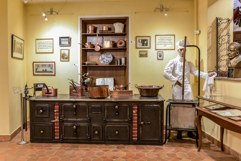 ©P. Gauthey - Le Salon d'Auguste Escoffier