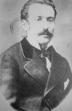 Auguste Escoffier à 29 ans