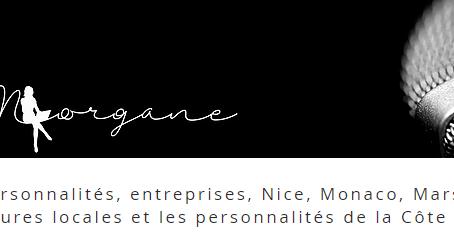 Soirées Renaissance 2018 | Association François 1er | Villeneuve-Loubet | Nice | Le micro de Morgan