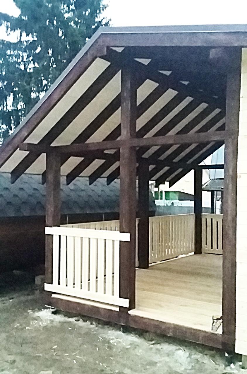 Покрыть крышу профнастилом в Ступино