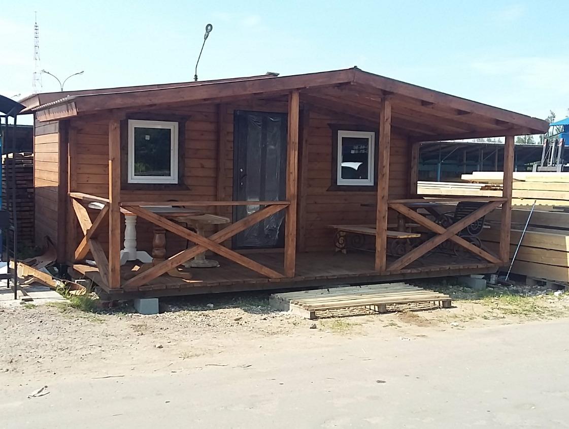 Построить дачный домик в Ступино