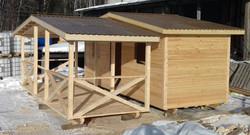 Дачный домик в Озёрах