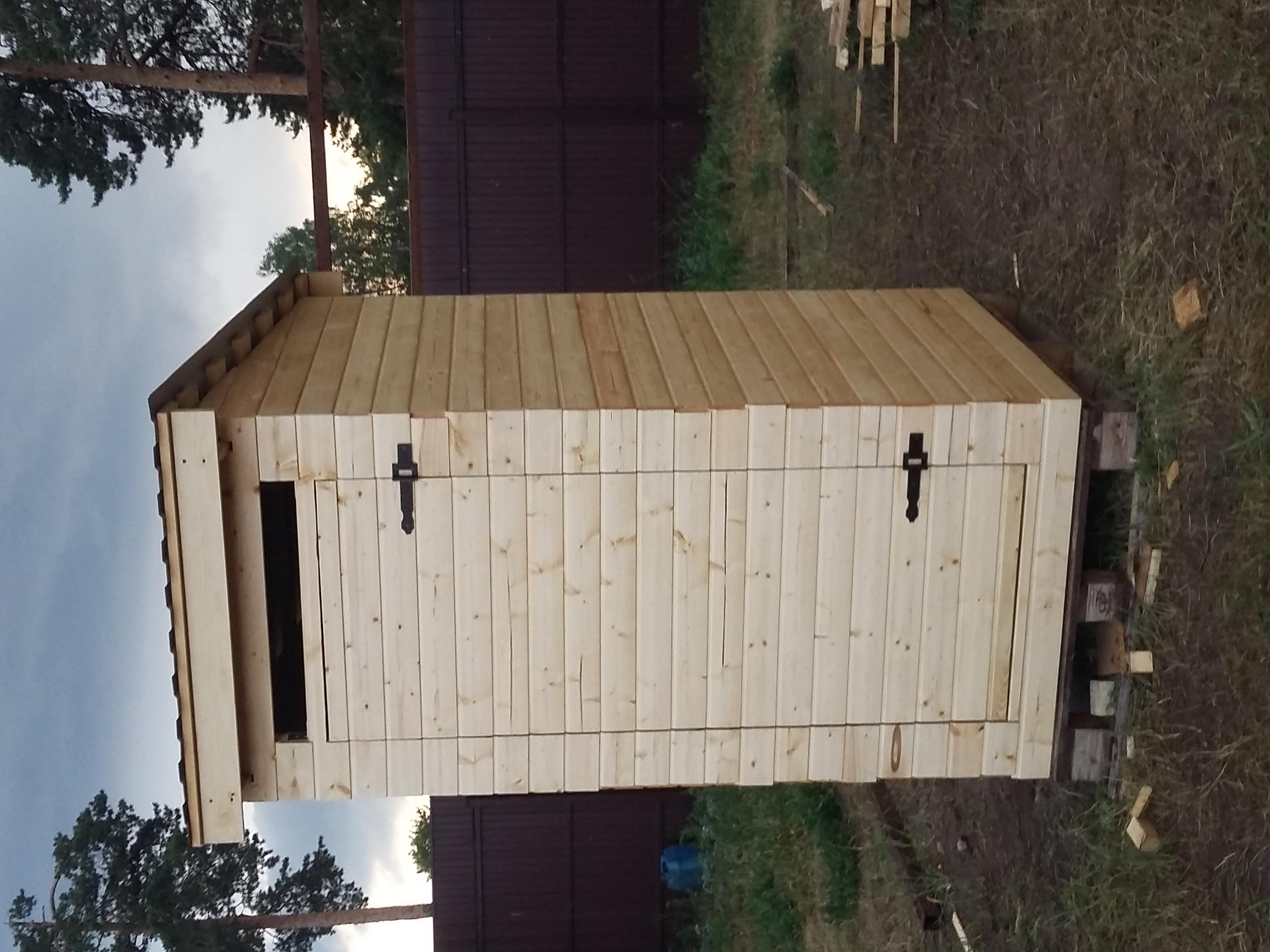Купить деревянный туалет в Кашире