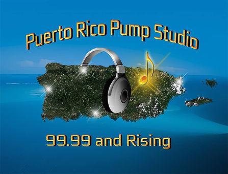 Puerto Rico Pump Studio Logo