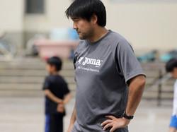 Coach Hanashi(4年生担当)
