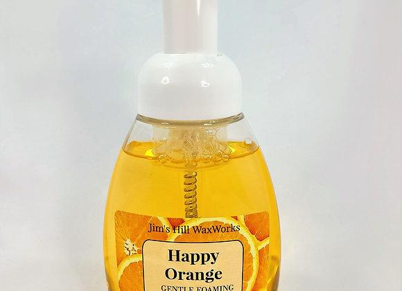 Happy Orange Gentle Foaming Soap 8.5 oz