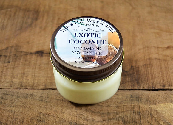 Soy Candle Exotic Coconut