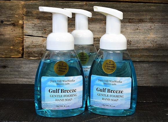 Gentle Foaming Soap Gulf Breeze 8.5 oz (Quantity of 6 Bottles)