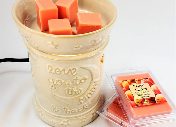 Wax Melter Love You To The Moon