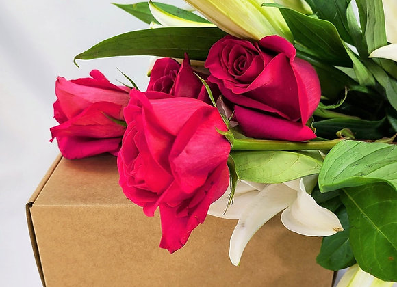 Special Edition May Subscription Box Rose Garden