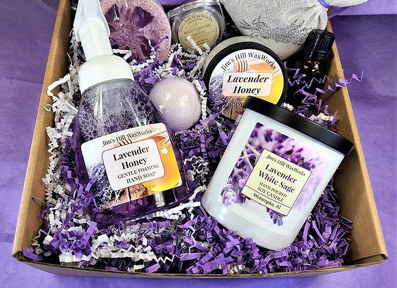 March Subscription Box Lavender Dream
