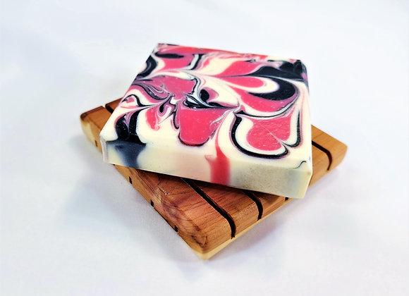Handmade Soap Black Raspberry Vanilla