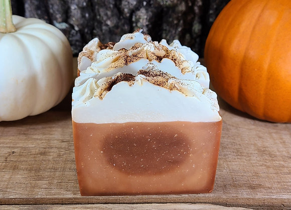 Pumpkin Pie Handmade Soap (Vegan)