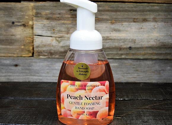 Gentle Foaming Soap Peach Nectar