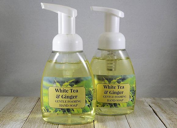 Gentle Foaming Soap White Tea & Ginger
