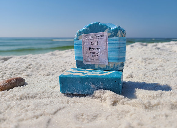 Artisan Soap Gulf Breese