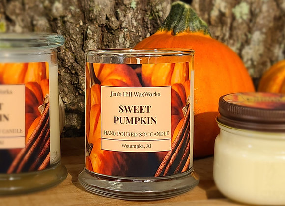 Soy Candle Sweet Pumpkin