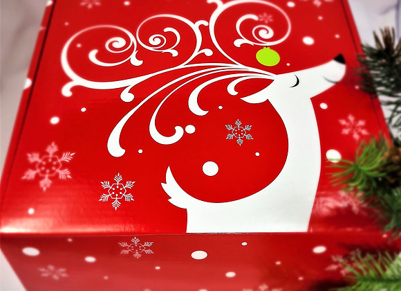 Subscription Box December Peppermint Candy Lover