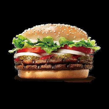 hamburguesa doble carne pizza al parque