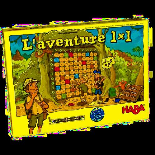 L'aventure 1X1