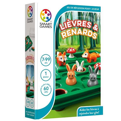 Smart Games - Lièvres et renards