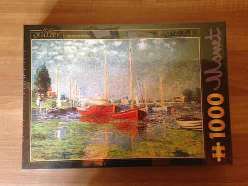 Puzzle - Monet - 1000 pièces