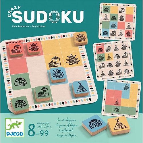 Crazy Sudoku - Djeco