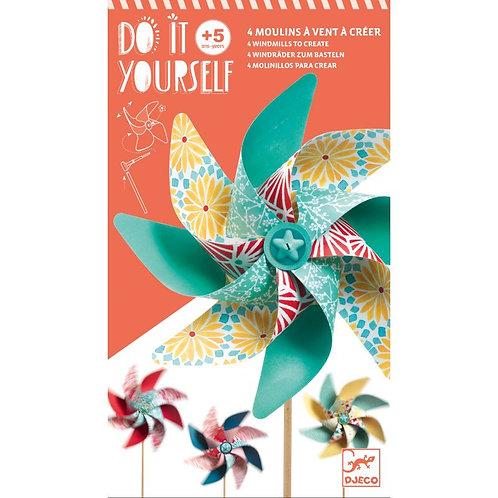 Moulins DIY - Sweet - Djeco