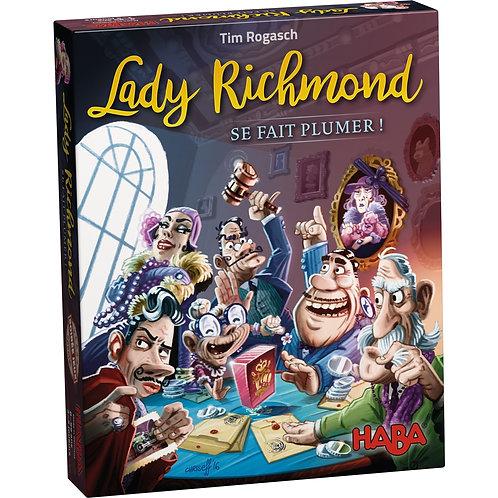 Lady Richmond se fait plumer!