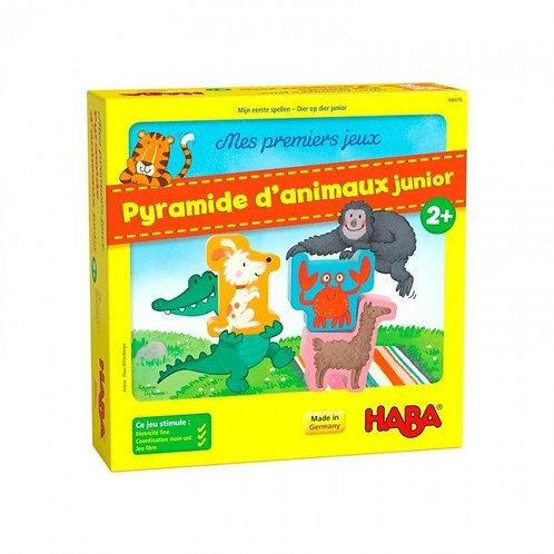 Pyramide d'animaux junior - Mes premiers jeux
