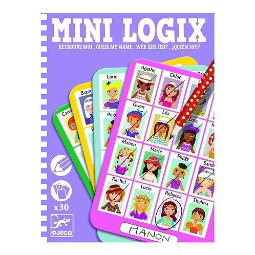 Mini Logix - Teki fille- Djeco