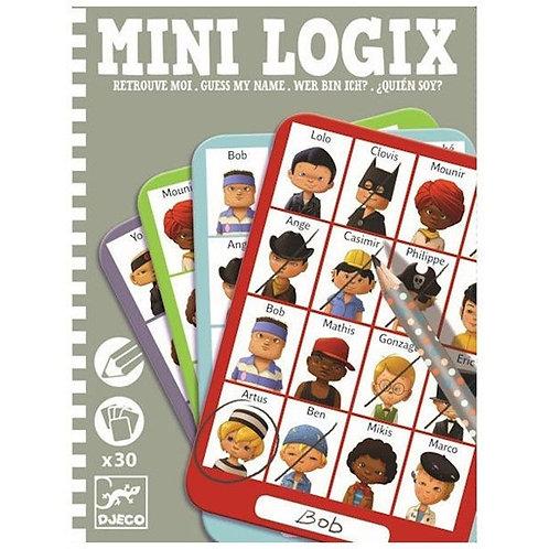 Mini Logix - Teki garçon- Djeco