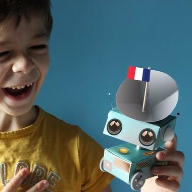 Kit Créatif Espace - L'atelier imaginaire