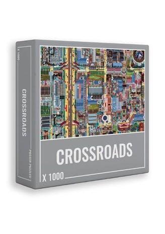 Puzzle -Crossroad